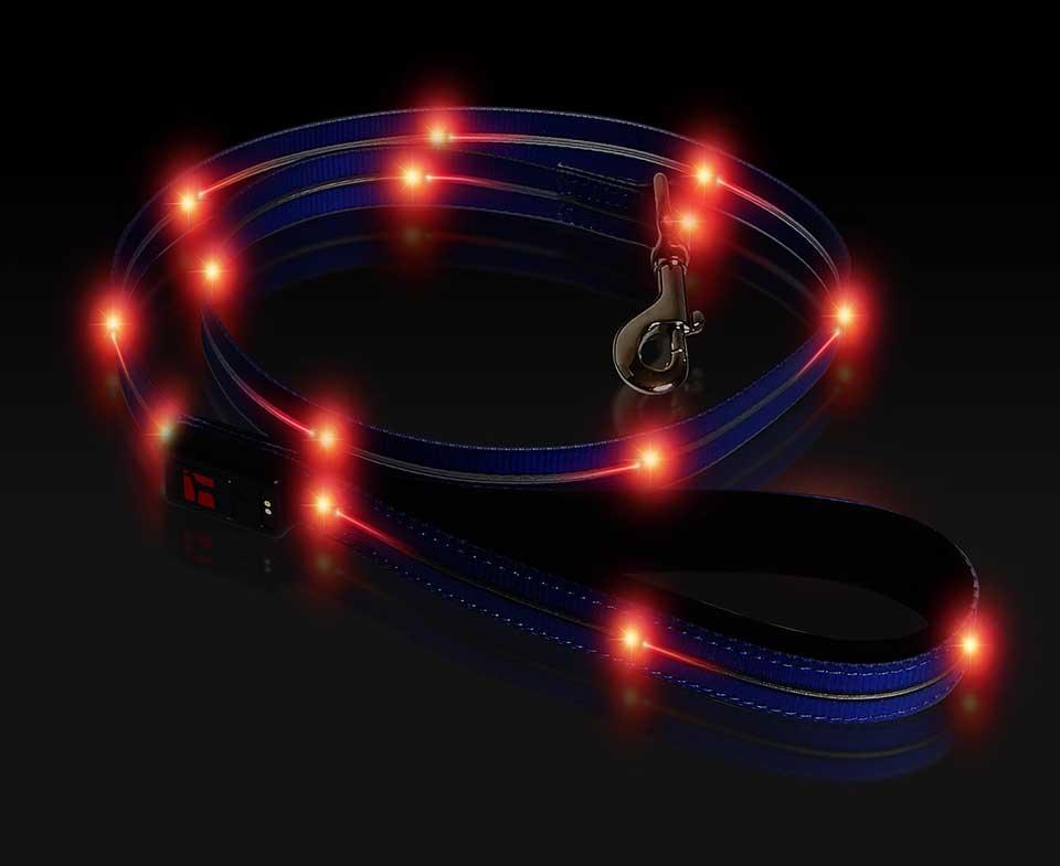 Ultrahund's Boss LED Leash