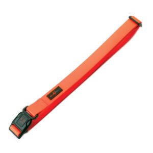 "Adjustable Belt Orange, 1"" Wide"