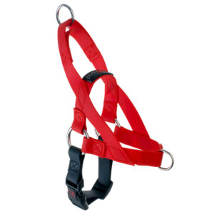"Freedom Harness Red, 3/4"" Wide, Medium"