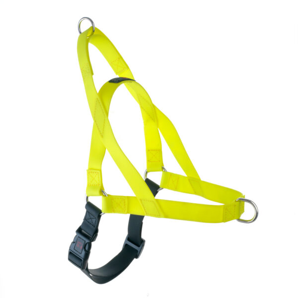 "Freedom Harness Yellow, 5/8"" Wide, Small"
