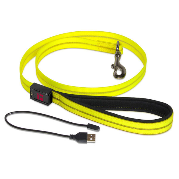 Boss LED Lead 4 foot Yellow
