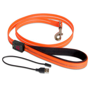 Boss LED Lead 6 foot Orange