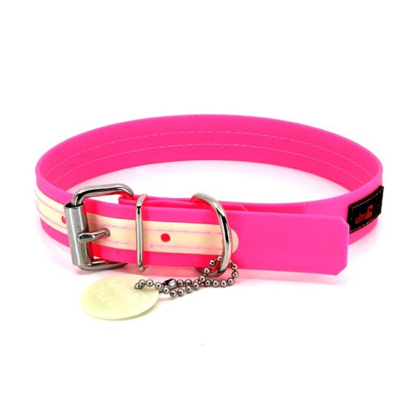 "Play Glow Pink, 1"" Wide, 18"" Long"