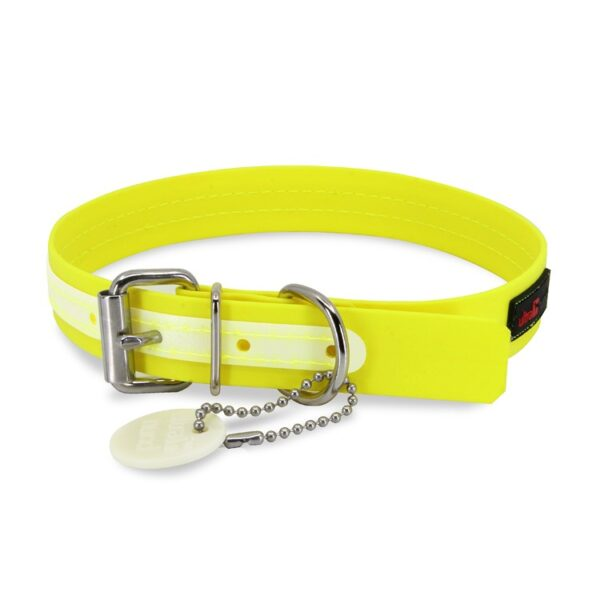 "Play Glow Yellow, 1"" Wide, 18"" Long"