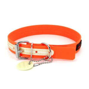 "Play Glow Orange, 1"" Wide, 20"" Long"