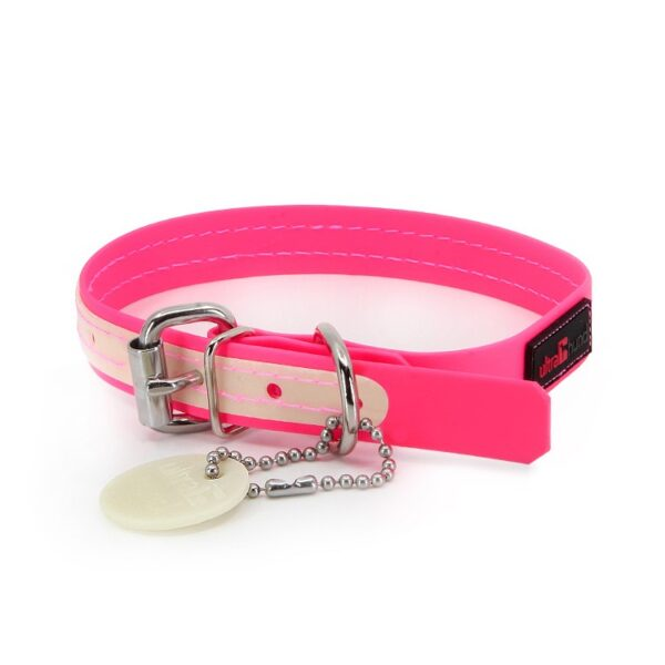 "Play Glow Pink, 3/4"" Wide, 14"" Long"