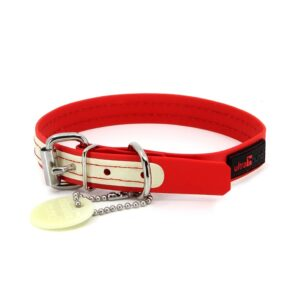 "Play Glow Red, 3/4"" Wide, 12"" Long"