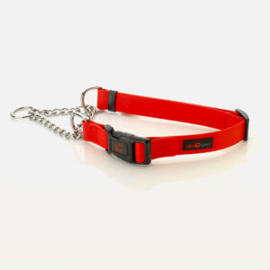 "Play Martingale Red, 3/4"" Wide"