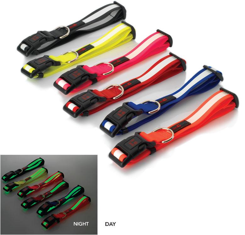 Play Adjustable Glow Collars